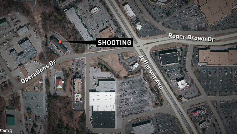 A person died January 31, 2015 after a shooting at
