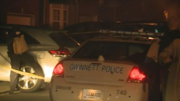 Gwinnett County Police investigating an officer-involved