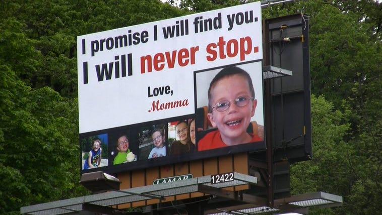 Kyron Horman billboard