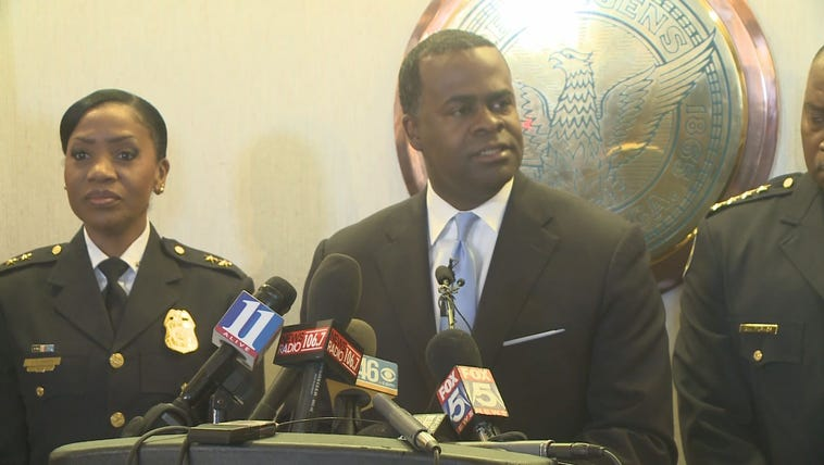 Mayor Kasim Reed is defending the response of Atlanta