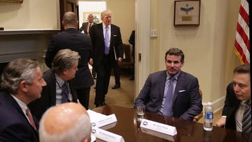 Under Armour CEO Kevin Plank clarifies Trump comments in Baltimore Sun ad