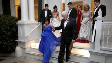 10 revealing tidbits about Mike and Karen Pence in new book on vice presidents