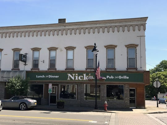 Nick's Pub and Grille is a new sports bar/restaurant on Hanover Square in Horseheads.