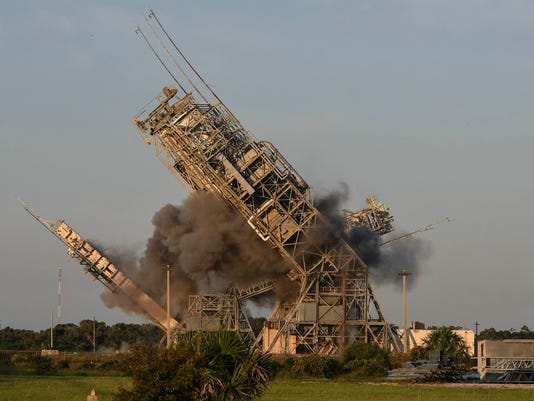 LC-17 Demolition