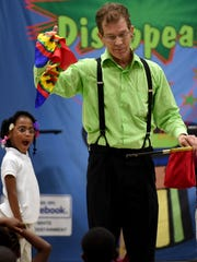 Andrew Jackson Elementary School student LeiAzia Loving