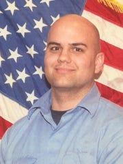 Colerain Township Firefighter Brian Schira.