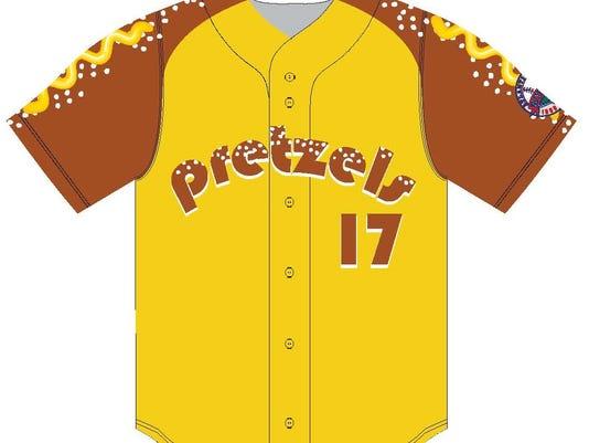 York Pretzels
