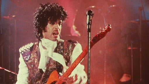 Legendary singer-songwriter Prince died April 21 at the age of 57.