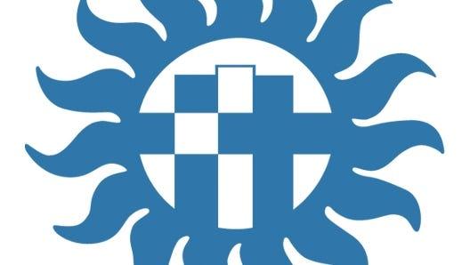 City of Las Cruces Logo, sunburst only