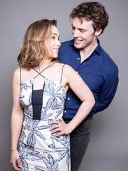 Emilia Clarke and Sam Claflin play onscreen love interests