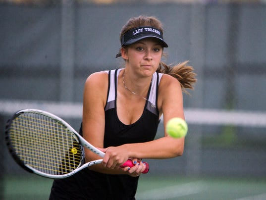 Tosa - East & West GirlsTennis