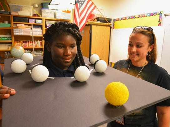 Endeavour Elementary Magnet School in Cocoa studied