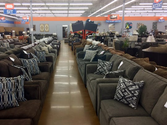 FFO furniture store is coming to Centennial Place shopping center in the Southwind area.
