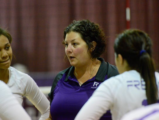 Kari Shull of Fremont Ross was selected District 6 coach of year year in Division I.
