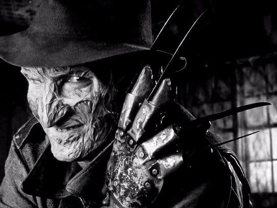 """Robert Englund as Freddy Krueger in """"A Nightmare on"""