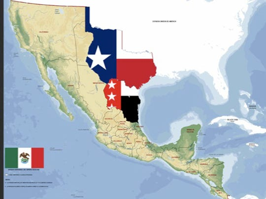 The Republic of the Rio Grande was an independent nation formed in Northern Mexico and South Texas in an effort to overthrow the Mexican Centralist government.