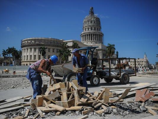Cuba Prepares Obama