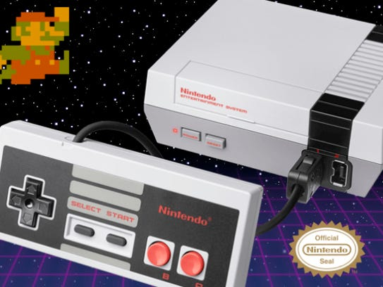 The NES Classic is being discontinued.