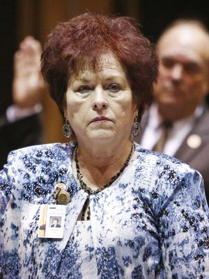 Republican State Sen. Sylvia Allen is known for controversial comments. In 2015, she said it would be a good idea to make church attendance mandatory.