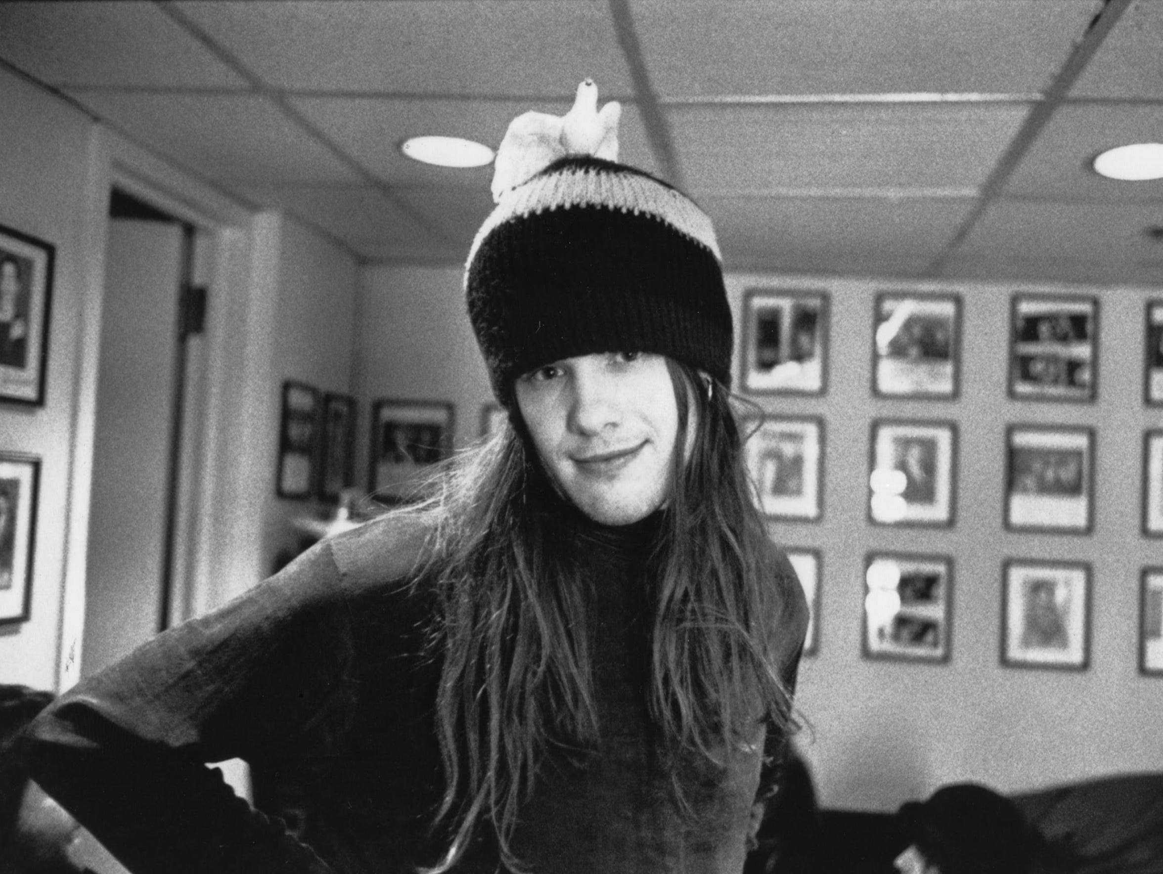 "Shannon Hoon sang ""No Rain"" as a member of Blind Melon."
