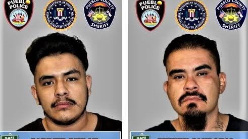 Police are asking for the public's help in tracking down these two fugitives.