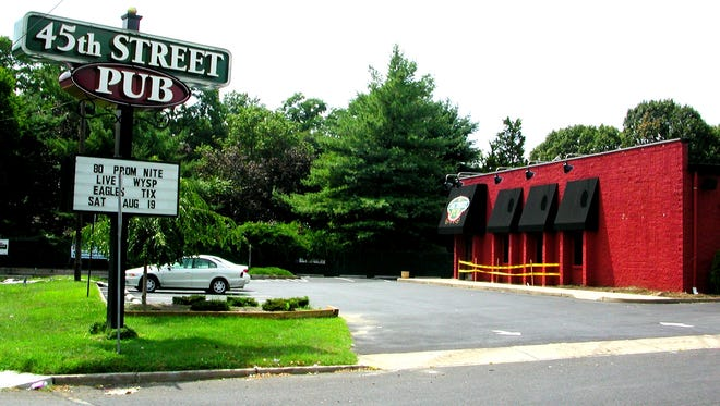 Pennsauken's 45th Street Pub is serving Serpent's Bite, a cider-flavored whiskey, this fall.