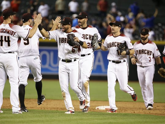 The 2017 Diamondbacks have captured the Valley's attention this season and are in position to take that into October.