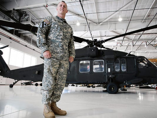 Lt. Col. Richard M. Zygadlo is the new commander of the 2nd Battalion, 501st Aviation Regiment at Fort Bliss.