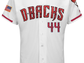 Diamondbacks Independence Day uniform.