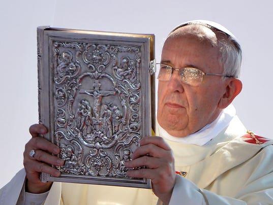 Your Say 0922 Pope Francis
