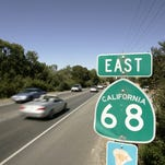 Transportation Agency votes for roundabouts as Highway 68 traffic solution