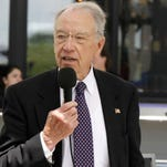 Chuck Grassley has thoughts on Hy-Vee's latest change