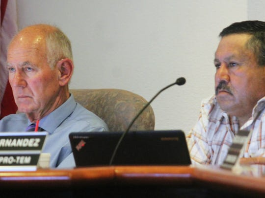 City Commission accepted Dr. George Straface's resignation on Tuesday night and discussed awarding his $15,000 contract bonus.