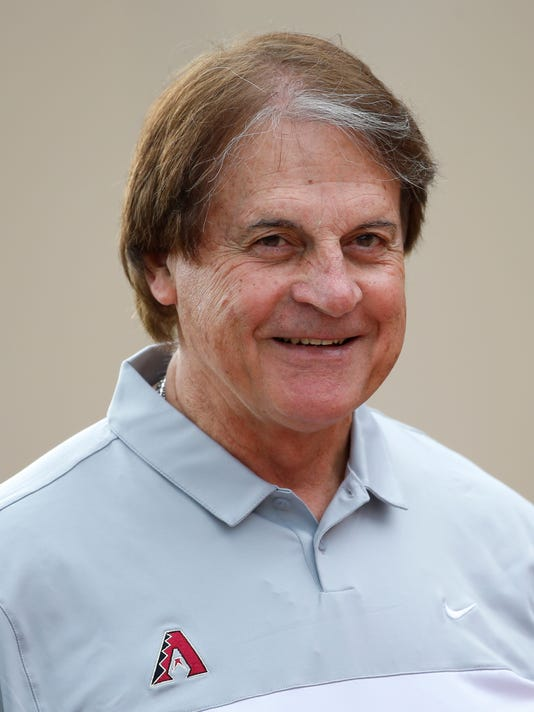 Diamondbacks Tony La Russa