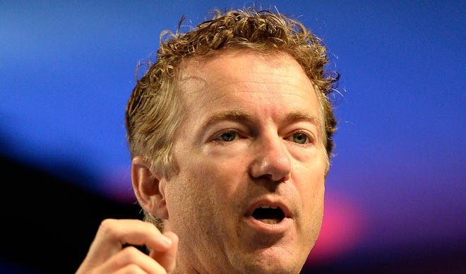 Sen. Rand Paul, R-Ky., is a potential 2016 presidential candidate.