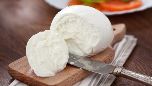 Buffalo mozzarella will be made on Costa Cruises ships.