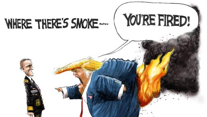 Cartoon for Feb. 15, 2017.