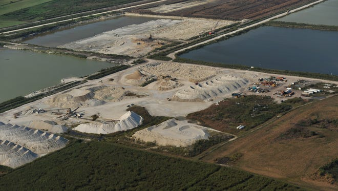 The Lake Point property, as seen on Thursday, Jan. 7, 2016, is located along Kanner Highway, east of Lake Okeechobee in western Martin County.