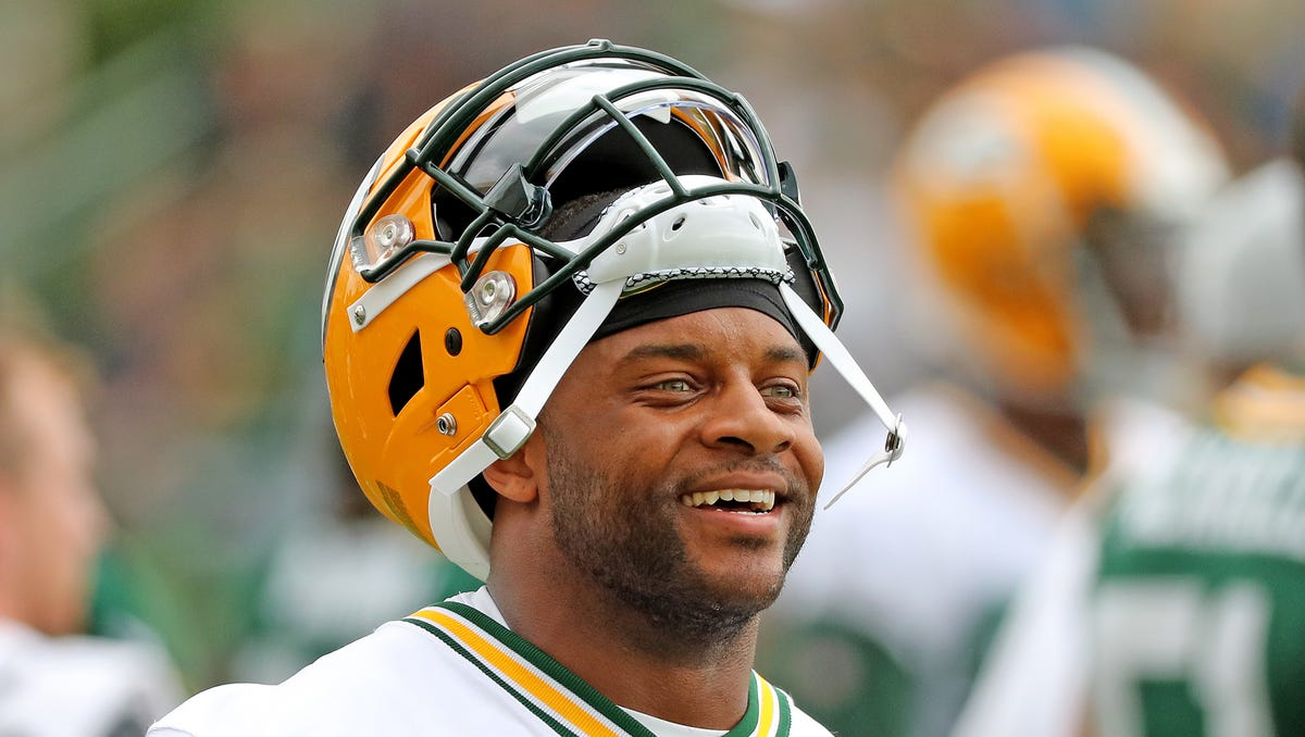 Former Packers receiver (and Aaron Rodgers favorite) Randall Cobb returning to Green Bay