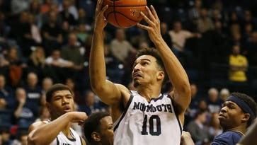 As Monmouth readies for March, Seaborn deals with knee issue
