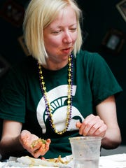 "It wasn't Meredith Boxberger's plan to become a competitive eater. Initially, the 29-year-old former college softball player was just looking for interesting things to add to ""life list"" while she owned a pizza franchise in Barrie, Ontario. Four years later, she is now one of the best in the world. ""It's pretty random,"" she admits with a laugh. ""I've always been in traditional sports. I like the adrenaline of sports, but I've always eaten a lot."""