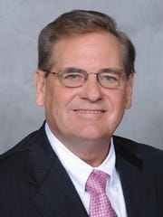 Gary Palmer is CEO of Prairie Meadows in Altoona.