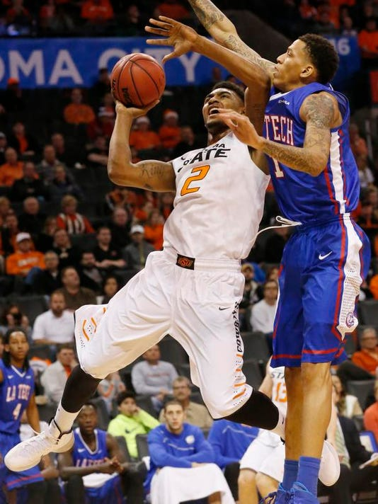 Louisiana Tech Oklahoma St Basketball