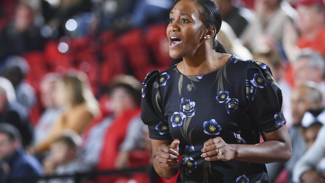 Gardner-Webb takes on Furman in non-conference women's basketball action at Paul Porter Arena on Saturday, Nov. 30, 2019.