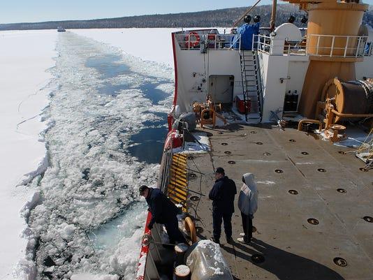 USCGC Mackinaw