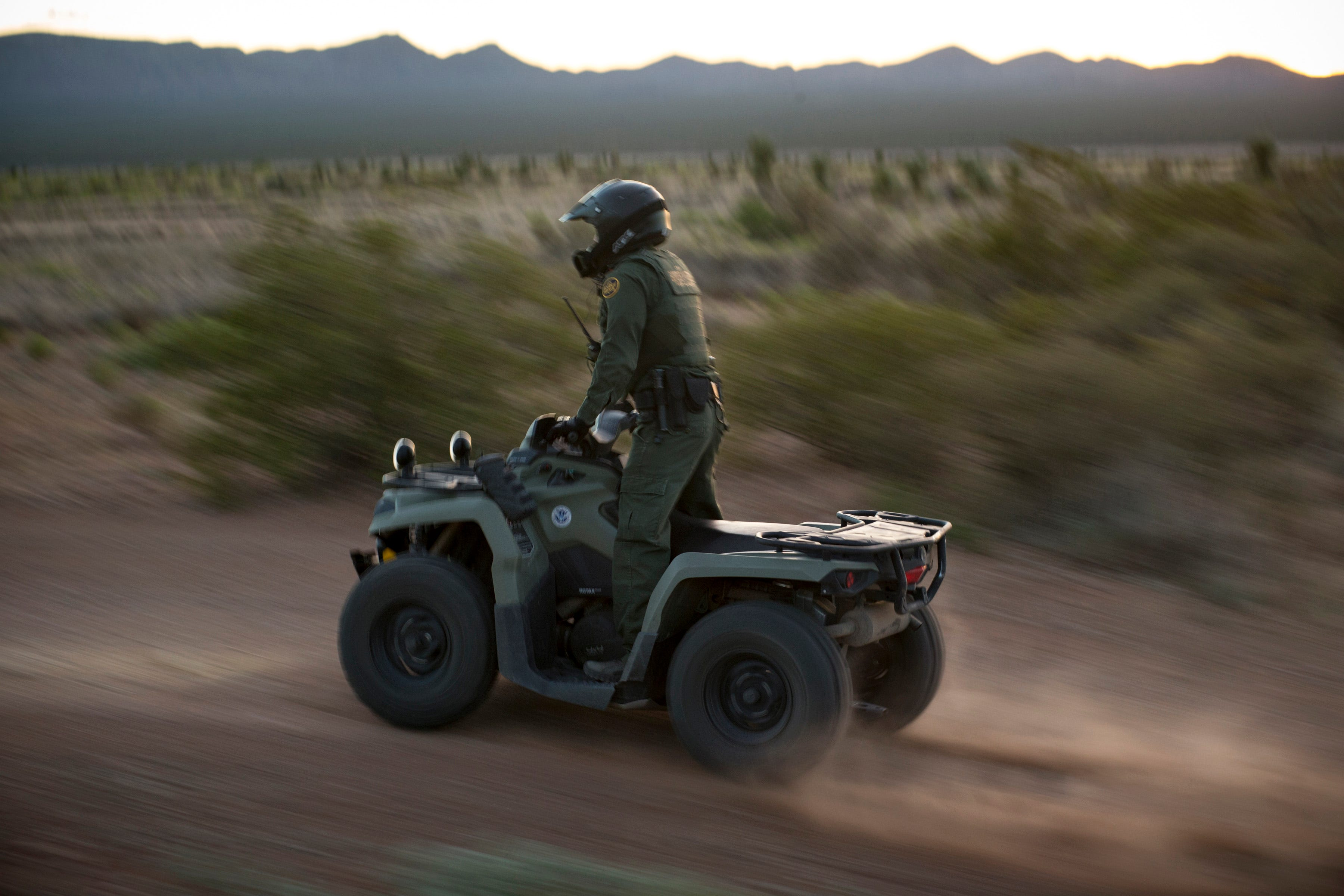 study border patrol agents more likely to be fired than other officers rh azcentral com Border Patrol Vehicle Accident supervisory border patrol agent test study guide