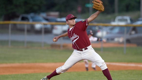 Griffin Mease and Asheville Post 70 are home for Wednesday's