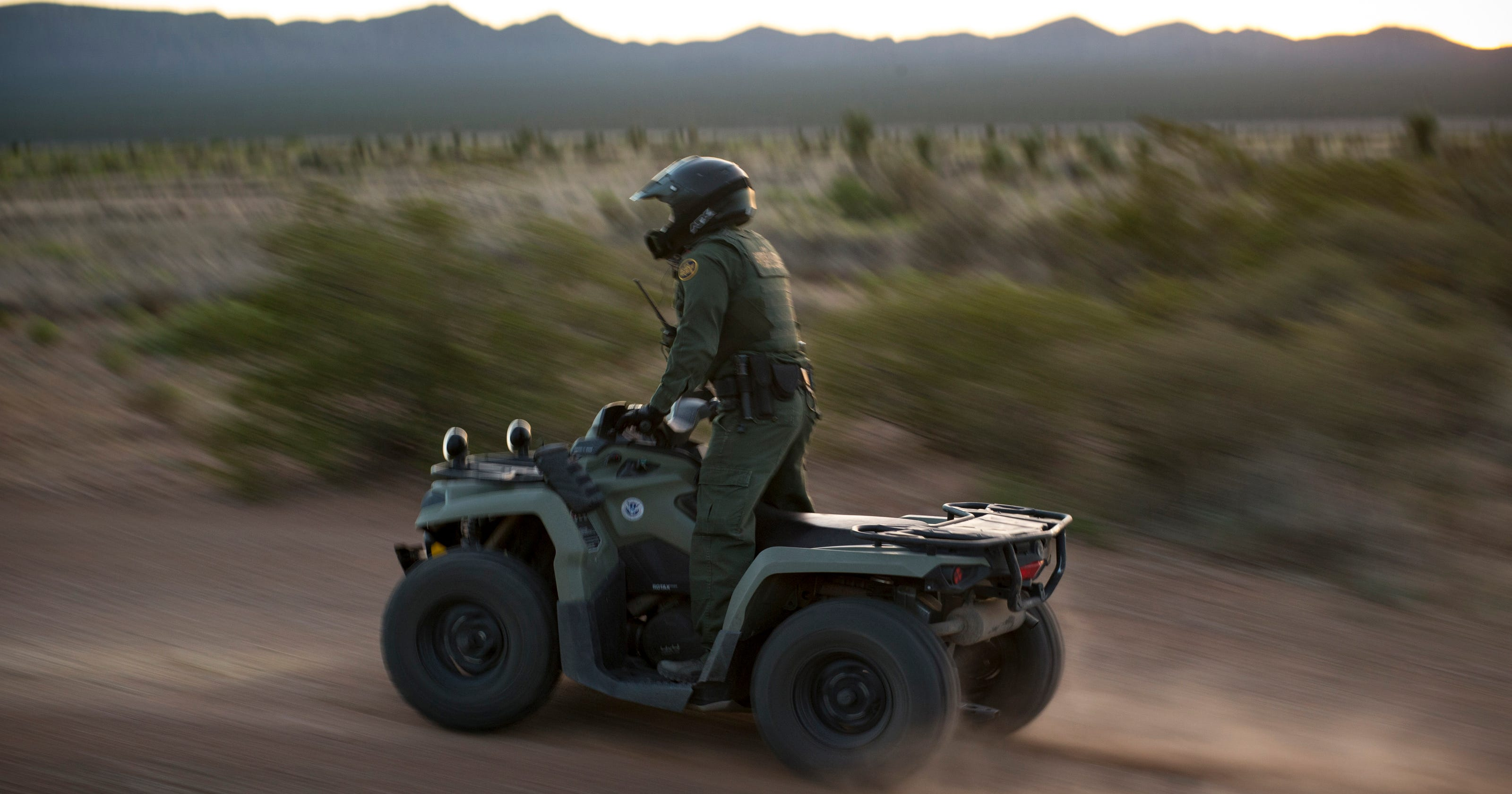 Study: Border Patrol agents more likely to be fired than