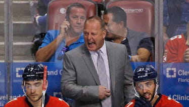 The Florida Panthers have fired Gerard Gallant as coach, according to reports.