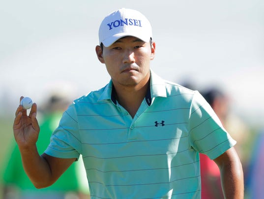 PGA: Shell Houston Open - Second Round